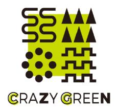 CRAZY GREEN