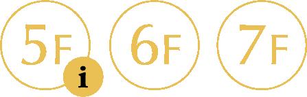 5F 6F 7F
